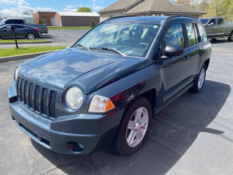 2008 Jeep Compass for sale at MARK CRIST MOTORSPORTS in Angola IN