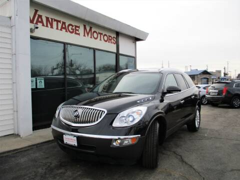 2011 Buick Enclave for sale at Vantage Motors LLC in Raytown MO