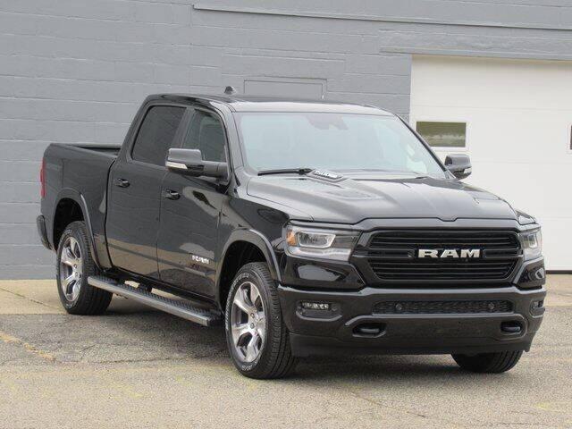 2021 RAM Ram Pickup 1500 for sale at K&M Wayland Chrysler  Dodge Jeep Ram in Wayland MI