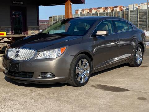 2010 Buick LaCrosse for sale at Affordable Auto Sales in Cambridge MN