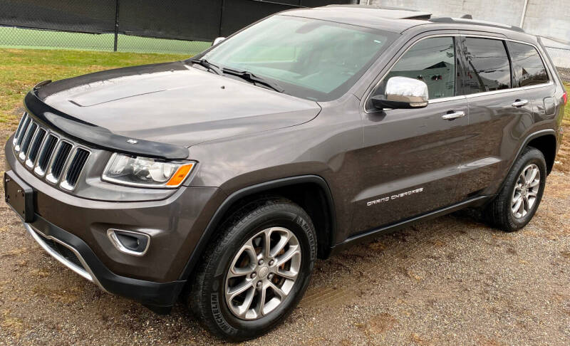 2014 Jeep Grand Cherokee for sale at Autoworks of Devon in Milford CT