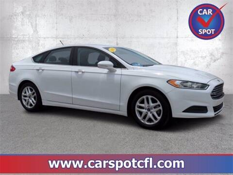 2015 Ford Fusion for sale at Car Spot Of Central Florida in Melbourne FL