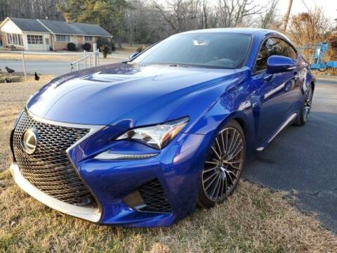 2015 Lexus RC F for sale at Impex Auto Sales in Greensboro NC