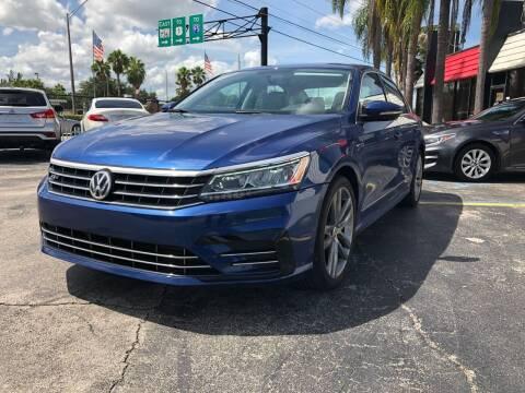 2017 Volkswagen Passat for sale at Gtr Motors in Fort Lauderdale FL
