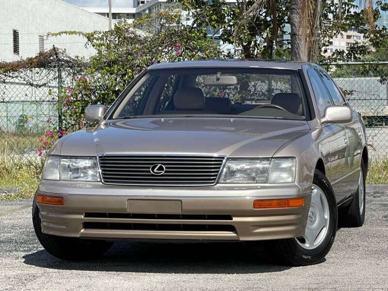 1997 Lexus LS 400 for sale in Hollywood, FL