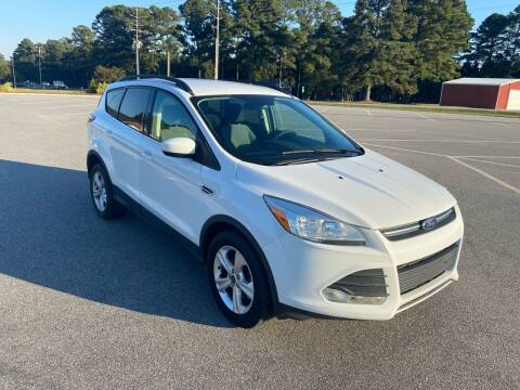2016 Ford Escape for sale at Carprime Outlet LLC in Angier NC