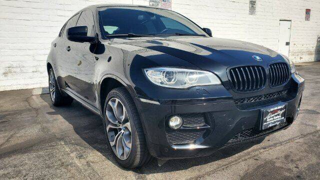 2014 BMW X6 for sale at ADVANTAGE AUTO SALES INC in Bell CA