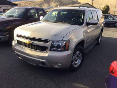 2012 Chevrolet Suburban for sale at Small Car Motors in Carson City NV