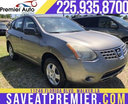 2009 Nissan Rogue for sale at Premier Auto Wholesale in Baton Rouge LA