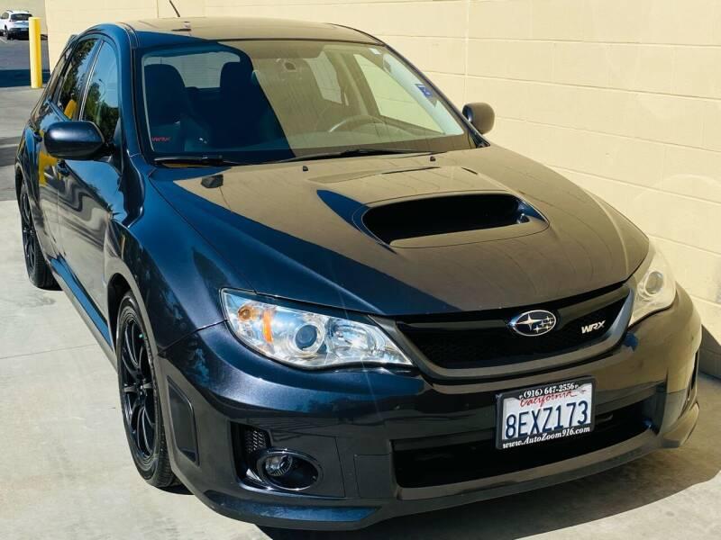 2012 Subaru Impreza for sale at Auto Zoom 916 Rancho Cordova in Rancho Cordova CA