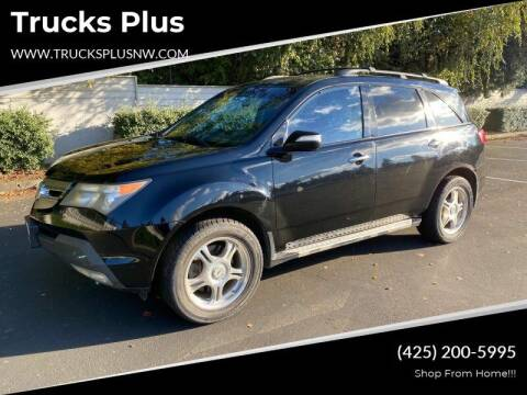 2007 Acura MDX for sale at Trucks Plus in Seattle WA