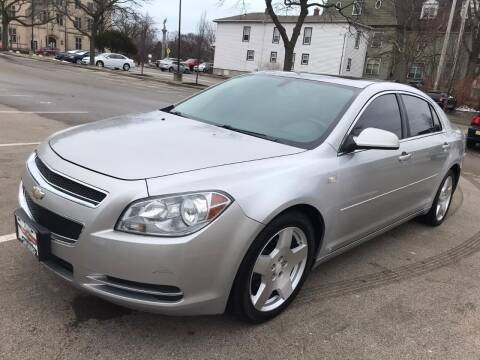 2008 Chevrolet Malibu for sale at Your Car Source in Kenosha WI
