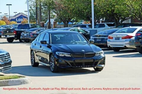 2020 BMW 3 Series for sale at Silver Star Motorcars in Dallas TX