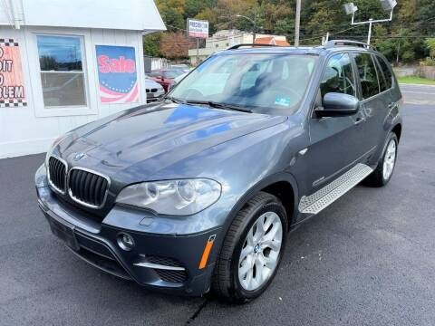 2013 BMW X5 for sale at Auto Banc in Rockaway NJ