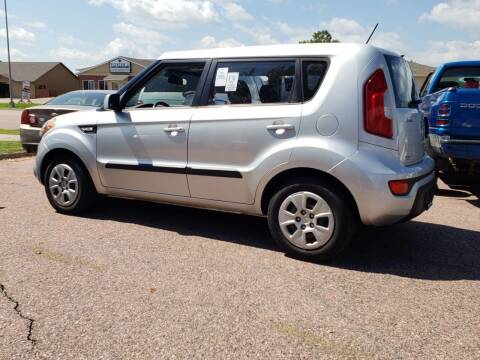 2012 Kia Soul for sale at Geareys Auto Sales of Sioux Falls, LLC in Sioux Falls SD
