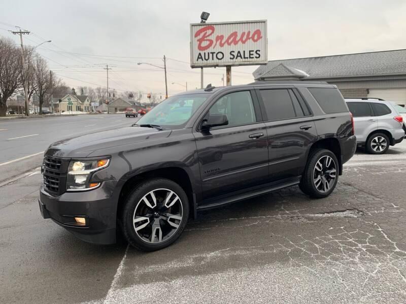 2018 Chevrolet Tahoe for sale at Bravo Auto Sales in Whitesboro NY