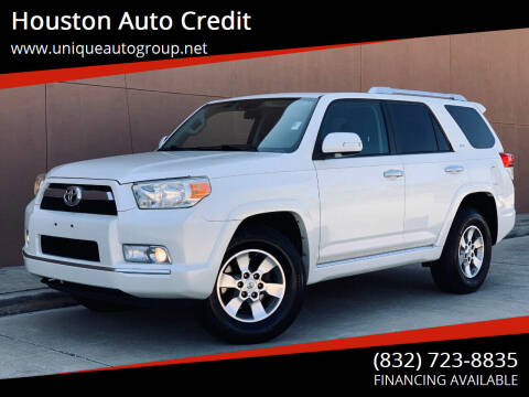 2011 Toyota 4Runner for sale at Houston Auto Credit in Houston TX