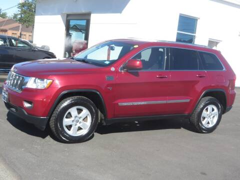 2012 Jeep Grand Cherokee for sale at Price Auto Sales 2 in Concord NH