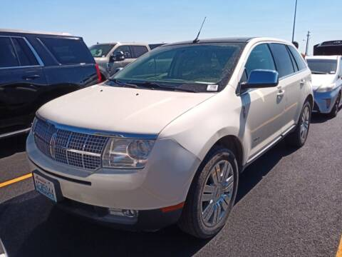 2008 Lincoln MKX for sale at Horne's Auto Sales in Richland WA
