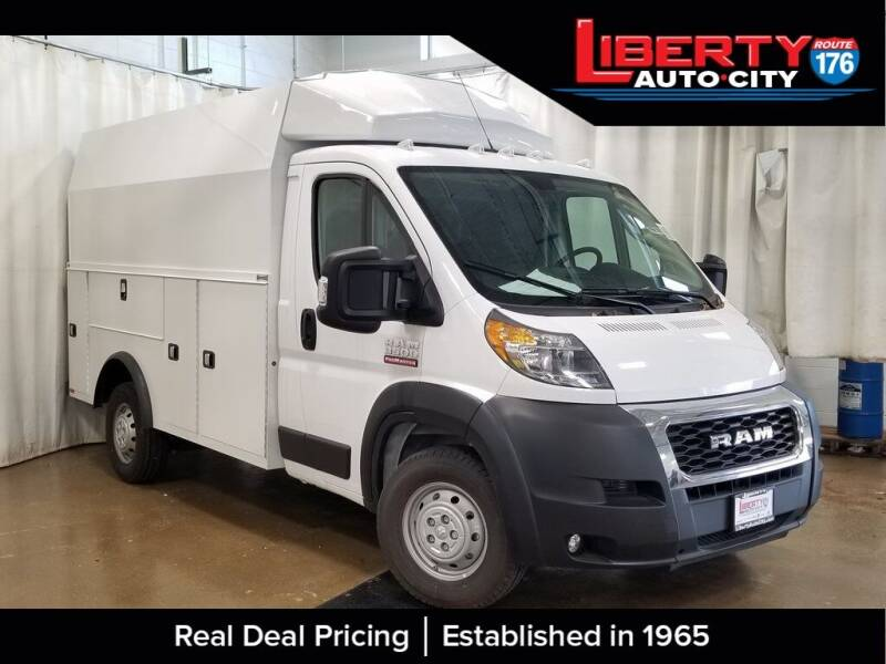 2019 RAM ProMaster Cutaway Chassis for sale in Libertyville, IL