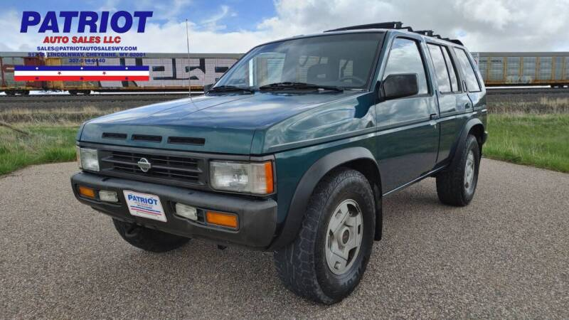 1995 Nissan Pathfinder for sale in Cheyenne, WY