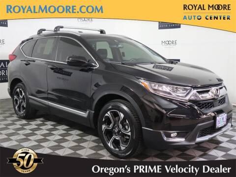 2017 Honda CR-V for sale at Royal Moore Custom Finance in Hillsboro OR