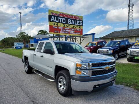 2014 Chevrolet Silverado 1500 for sale at Mox Motors in Port Charlotte FL