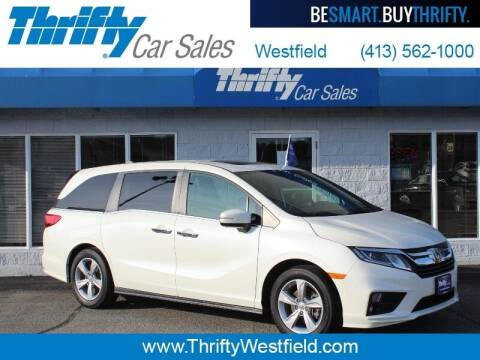 2018 Honda Odyssey for sale at Thrifty Car Sales Westfield in Westfield MA