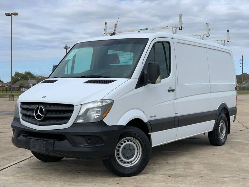2015 Mercedes-Benz Sprinter Cargo for sale at AUTO DIRECT Bellaire in Houston TX
