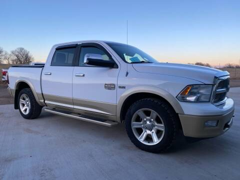 2012 RAM Ram Pickup 1500 for sale at FAST LANE AUTOS in Spearfish SD