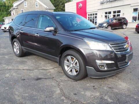 2015 Chevrolet Traverse for sale at Jeff D'Ambrosio Auto Group in Downingtown PA