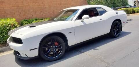 2016 Dodge Challenger for sale at RPM Exotic Cars in Atlanta GA