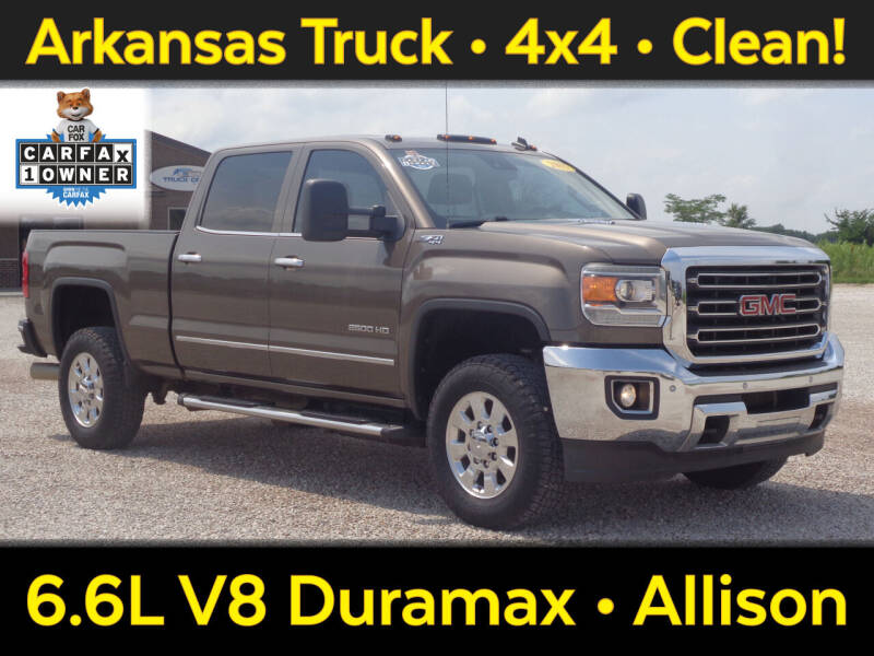 2015 GMC Sierra 2500HD for sale at Burkholder Truck Sales LLC (Versailles) in Versailles MO