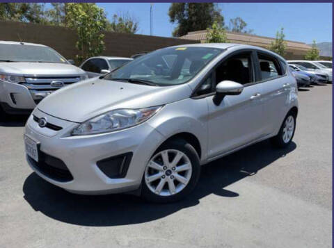 2013 Ford Fiesta for sale at Aria Auto Sales in El Cajon CA