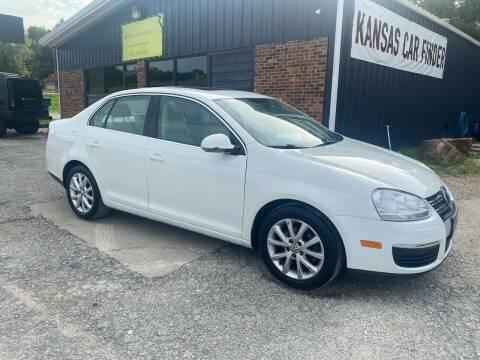 2010 Volkswagen Jetta for sale at Kansas Car Finder in Valley Falls KS