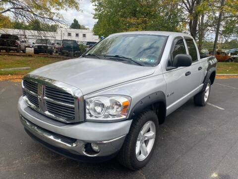 2008 Dodge Ram Pickup 1500 for sale at Car Plus Auto Sales in Glenolden PA