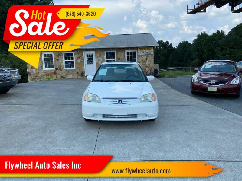 2003 Honda Civic for sale at Flywheel Auto Sales Inc in Woodstock GA