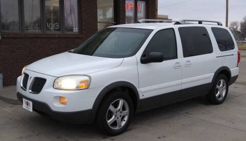 2006 Pontiac Montana SV6 for sale at CARS4LESS AUTO SALES in Lincoln NE
