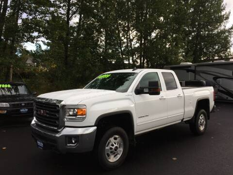 2018 GMC Sierra 2500HD for sale at Delta Car Connection LLC in Anchorage AK