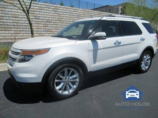 2014 Ford Explorer for sale at MyAutoJack.com @ Auto House in Tempe AZ