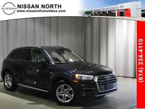 2018 Audi Q5 for sale at Auto Center of Columbus in Columbus OH