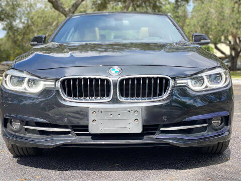 2017 BMW 3 Series for sale at Imotobank in Walpole MA