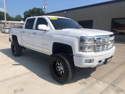 2014 Chevrolet Silverado 1500 for sale at Tigerland Motors in Sedalia MO