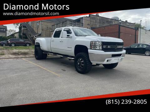 2012 Chevrolet Silverado 3500HD for sale at Diamond Motors in Pecatonica IL