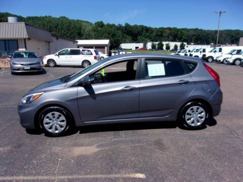 2017 Hyundai Accent for sale at Welkes Auto Sales & Service in Eau Claire WI