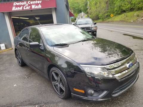 2011 Ford Fusion for sale at Bloomingdale Auto Group in Bloomingdale NJ