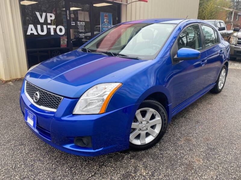 2010 Nissan Sentra for sale at VP Auto in Greenville SC