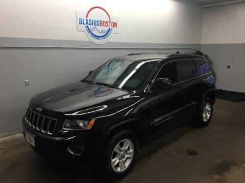 2016 Jeep Grand Cherokee for sale at WCG Enterprises in Holliston MA