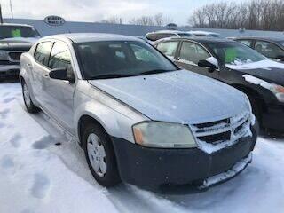 2008 Dodge Avenger for sale at WELLER BUDGET LOT in Grand Rapids MI