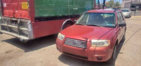 2006 Subaru Forester for sale at Hotline 4 Auto in Tucson AZ